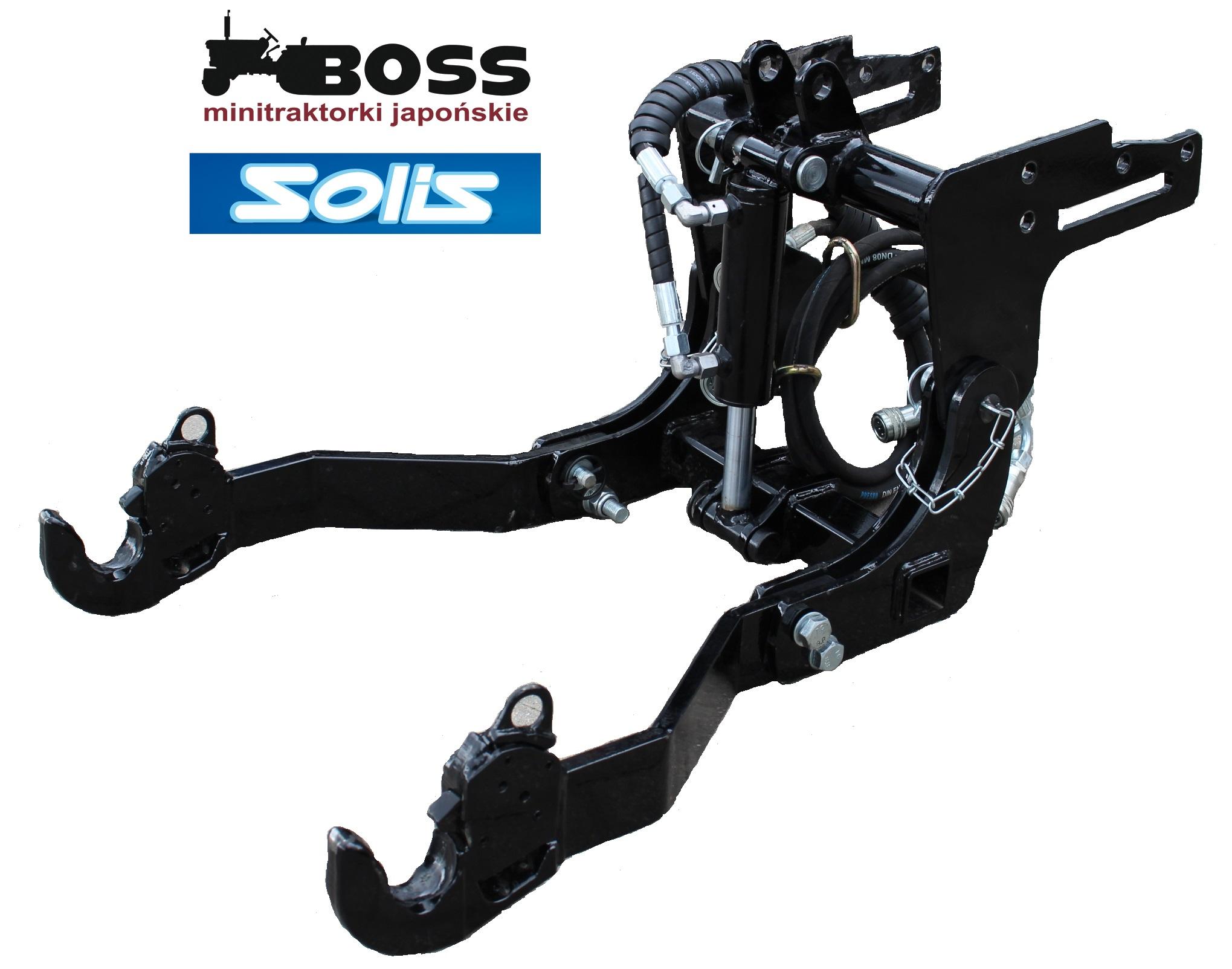 TUZ Hydrauliczny SOLIS