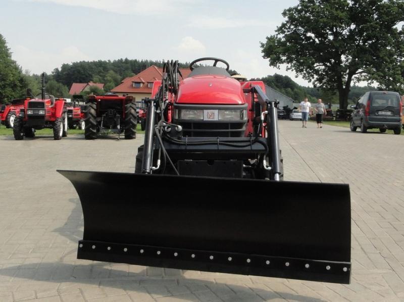 Lemiesz śnieżny hydrauliczny 150cm - TUR